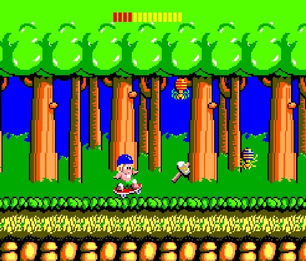 Wonder Boy Westone Sega Arcade Master System Game Gear Commodore 64 Amstrad CPC ZX Spectrum Xtreme Retro 14
