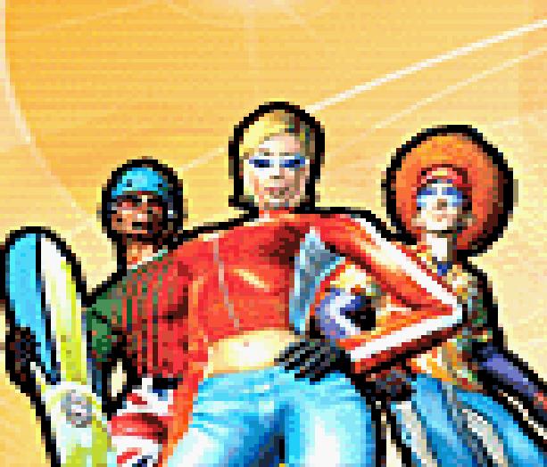 1080 Avalanche GameCube GC Xtreme Retro Pixel Art