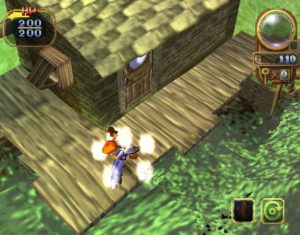 Alundra 2 A New Legend Begins SCI Activision Action RPG Sony PlayStation PSX PSOne Xtreme Retro 11