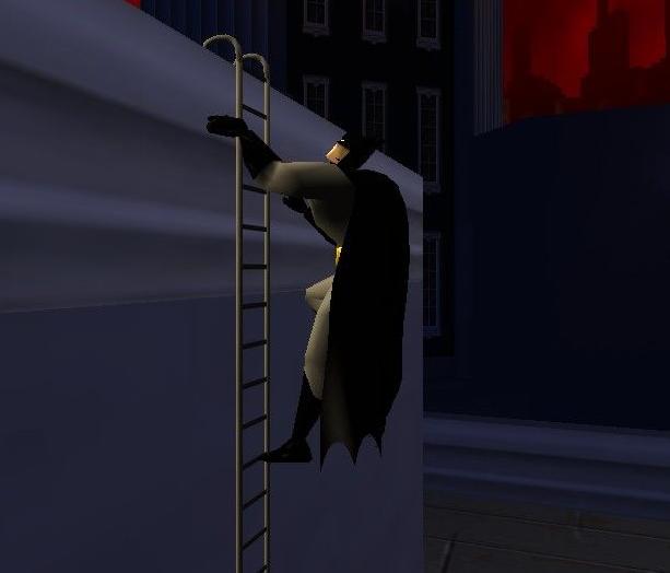 Batman Vegeance Animated Series Ubisoft DC Comics GC GameCube Xbox PS2 PlayStation 2 Xtreme Retro 10