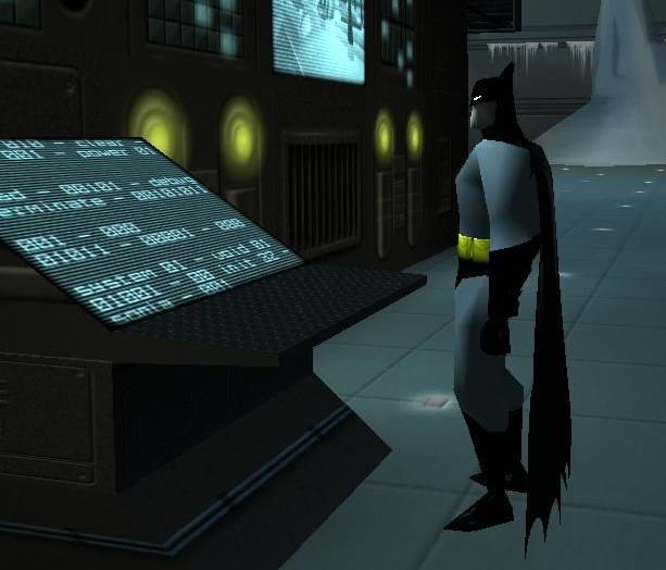 Batman Vegeance Animated Series Ubisoft DC Comics GC GameCube Xbox PS2 PlayStation 2 Xtreme Retro 16
