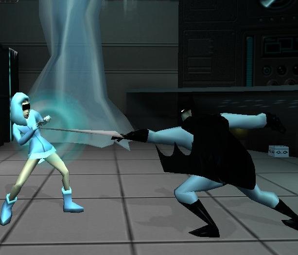 Batman Vegeance Animated Series Ubisoft DC Comics GC GameCube Xbox PS2 PlayStation 2 Xtreme Retro 5