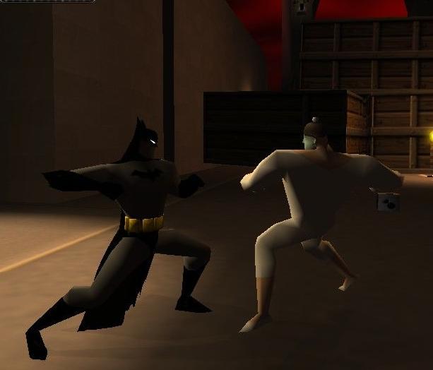 Batman Vegeance Animated Series Ubisoft DC Comics GC GameCube Xbox PS2 PlayStation 2 Xtreme Retro 9