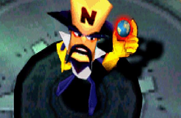 Crash Bandicoot XS Nintenfo GBA Game Boy Advance Xtreme Retro 1