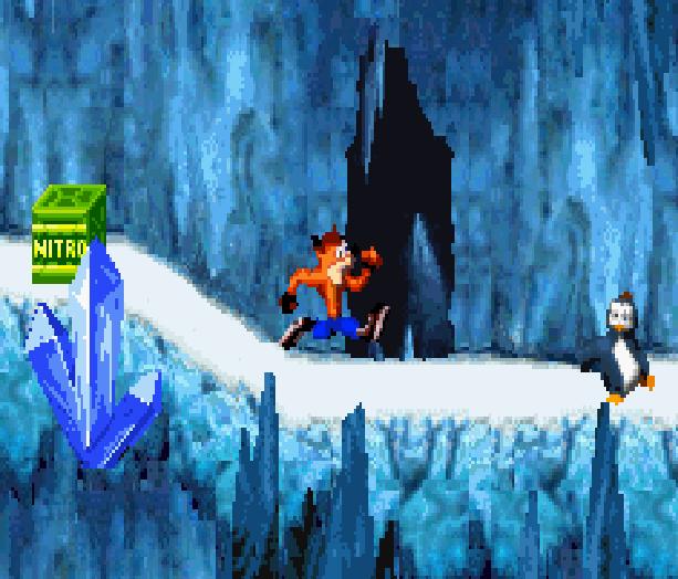 Crash Bandicoot XS Nintenfo GBA Game Boy Advance Xtreme Retro 5