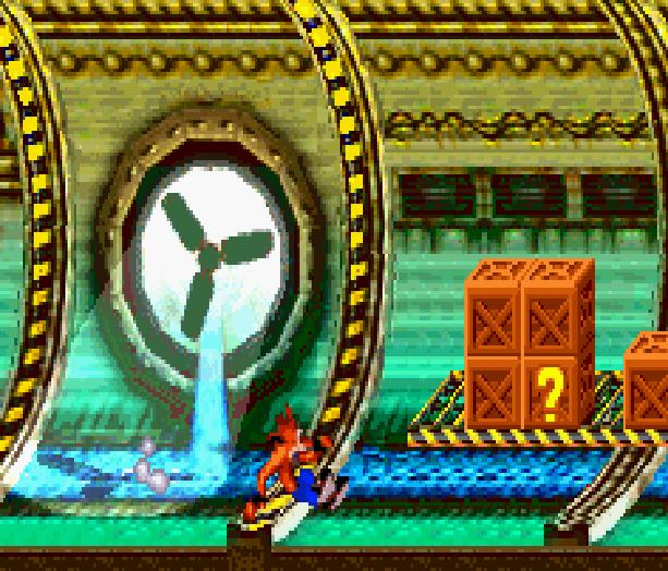 Crash Bandicoot XS Nintenfo GBA Game Boy Advance Xtreme Retro 6