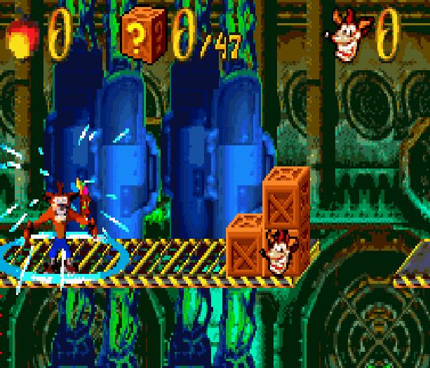 Crash Bandicoot XS Nintenfo GBA Game Boy Advance Xtreme Retro 7