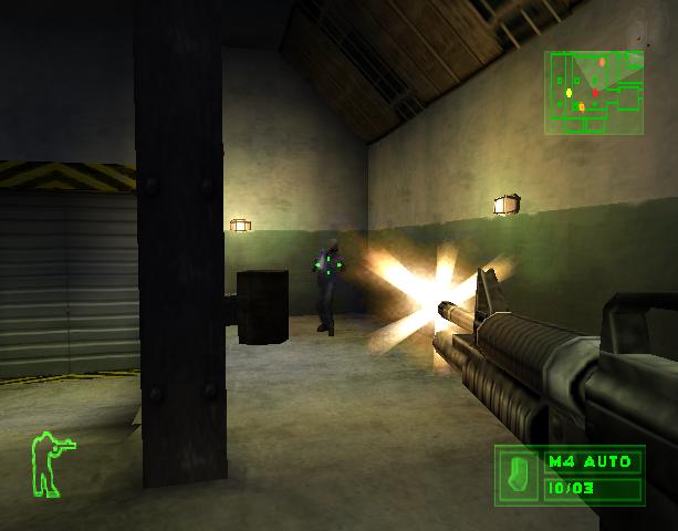 Delta Force Urban Warfare Rebellion Sony PlayStation FPS Xtreme Retro 3