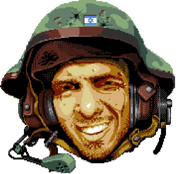 Delta Force Urban Warfare Rebellion Sony PlayStation FPS Xtreme Retro Pixel Art