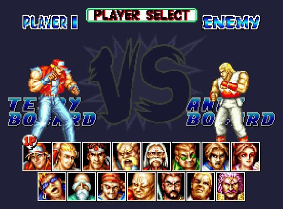 Fatal Fury Special SNK Arcade Neo Geo CD Xtreme Retro 2