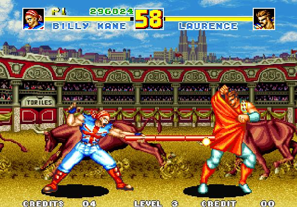 Fatal Fury Special SNK Arcade Neo Geo CD Xtreme Retro 3