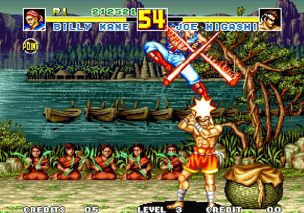 Fatal Fury Special SNK Arcade Neo Geo CD Xtreme Retro 5