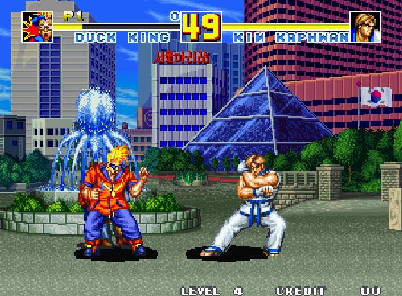 Fatal Fury Special SNK Arcade Neo Geo CD Xtreme Retro 7