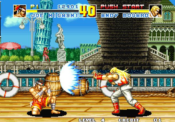 Fatal Fury Special SNK Arcade Neo Geo CD Xtreme Retro 8