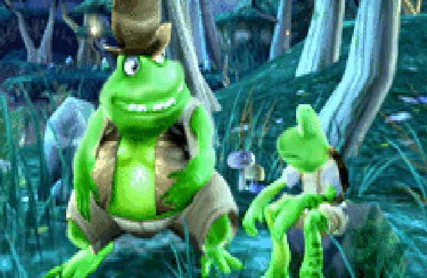 Frogger Advance Konami Xtreme Retro 1