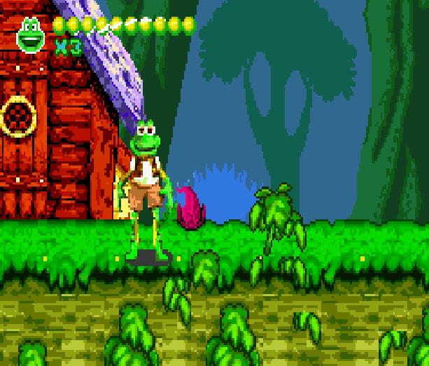 Frogger Advance Konami Xtreme Retro 2