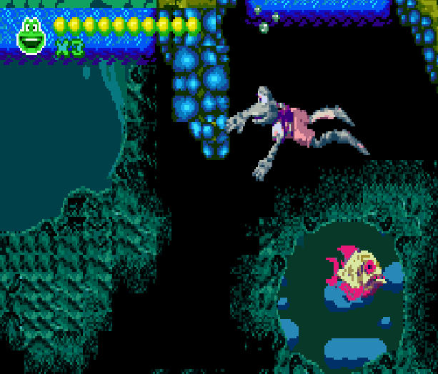 Frogger Advance Konami Xtreme Retro 3
