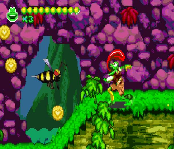 Frogger Advance Konami Xtreme Retro 4