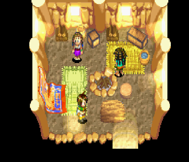 Golden Sun 2 Camelot Nintendo Game Boy Advance GBA RPG Xtreme Retro 9