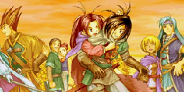 Golden Sun 2 Camelot Nintendo Game Boy Advance GBA RPG Xtreme Retro Pixel Art