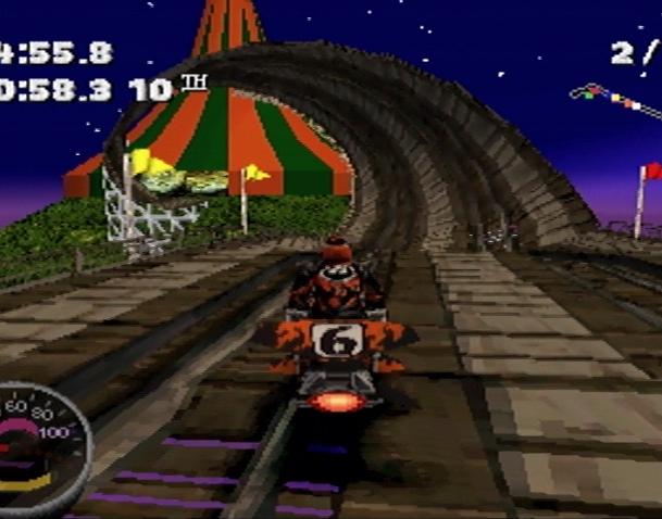 Jet Rider Moto 2 Sony PlayStation PSX Xtreme Retro 14