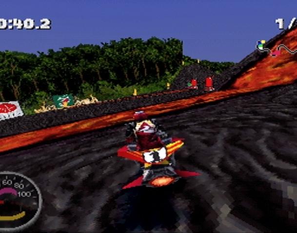 Jet Rider Moto 2 Sony PlayStation PSX Xtreme Retro 22