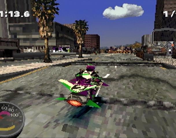 Jet Rider Moto 2 Sony PlayStation PSX Xtreme Retro 8