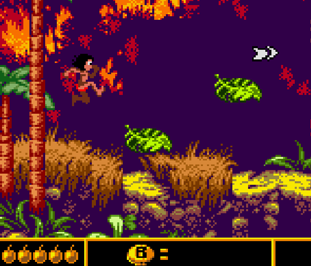Jungle Book GBC Game Boy Color Xtreme Retro 3