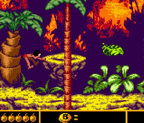 Jungle Book GBC Game Boy Color Xtreme Retro 4