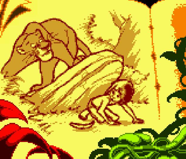 Jungle Book GBC Game Boy Color Xtreme Retro 5