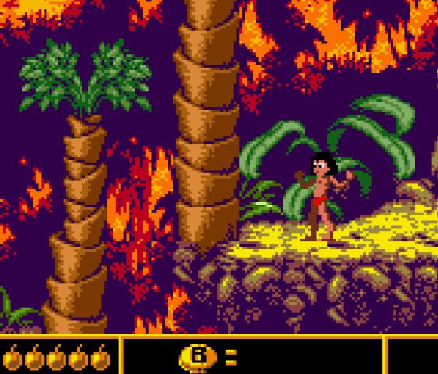 Jungle Book GBC Game Boy Color Xtreme Retro 6