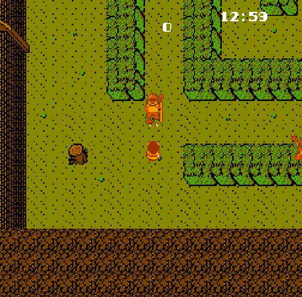 Labyrinth Famicom NES Atlus 1987 Xtreme Retro 3