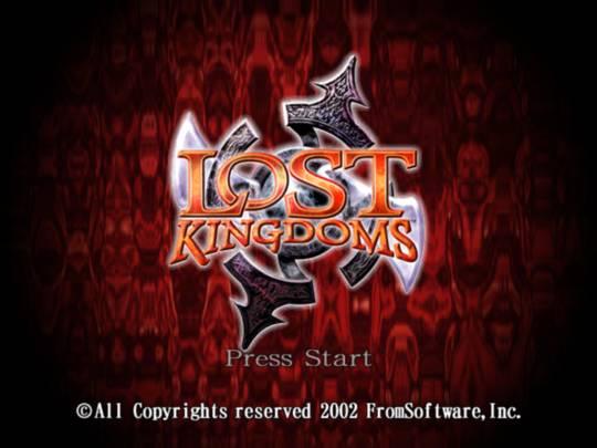 Lost Kingdoms Activision SRPG Nintendo GameCube GC Xtreme Retro 1