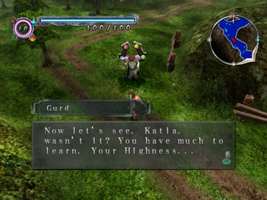 Lost Kingdoms Activision SRPG Nintendo GameCube GC Xtreme Retro 12