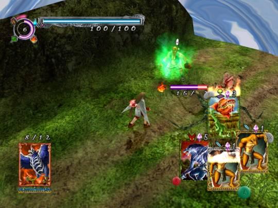 Lost Kingdoms Activision SRPG Nintendo GameCube GC Xtreme Retro 13