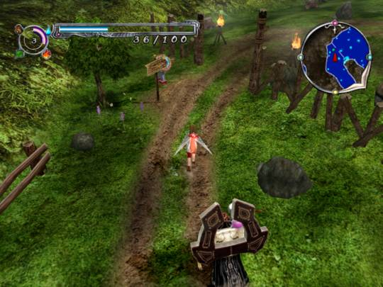 Lost Kingdoms Activision SRPG Nintendo GameCube GC Xtreme Retro 16