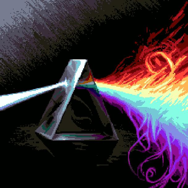 Plasma Pong Indie Videogame Pixel Art Xtreme Retro