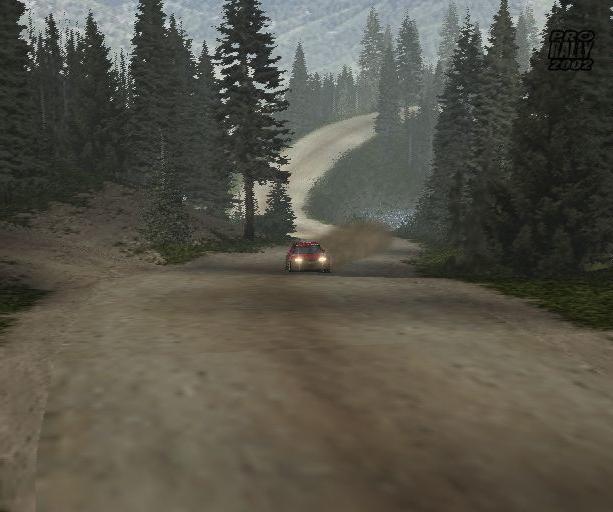 Pro Rally 2002 Ubisoft GameCube GC PlayStation 2 PS2 Xtreme Retro 3