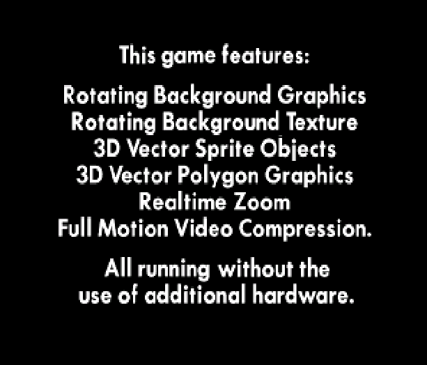 Red Zone Sega Genesis Mega Drive Shooter Xtreme Retro 1