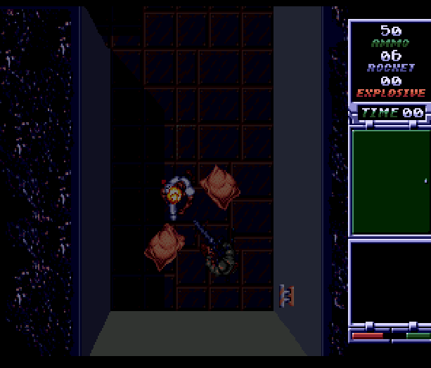 Red Zone Sega Genesis Mega Drive Shooter Xtreme Retro 14