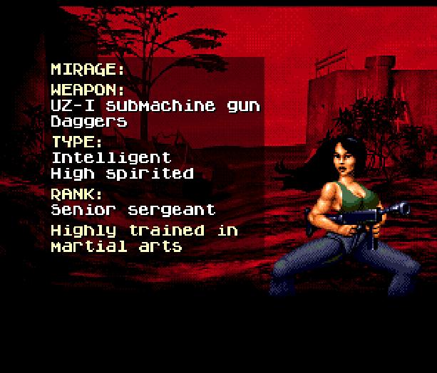 Red Zone Sega Genesis Mega Drive Shooter Xtreme Retro 16