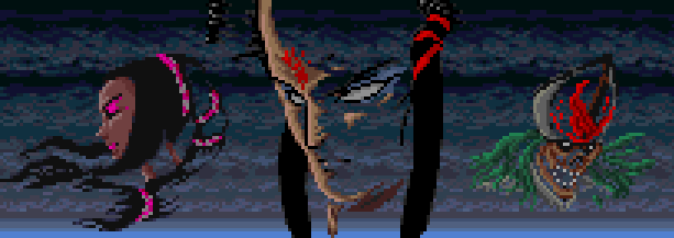 Romancing Saga Square Enix Super Famicom Bandai Wonderswan Pixel Art Xtreme Retro
