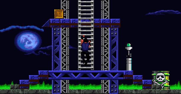 Saboteur 95 Fangame Remake Xtreme Retro 6