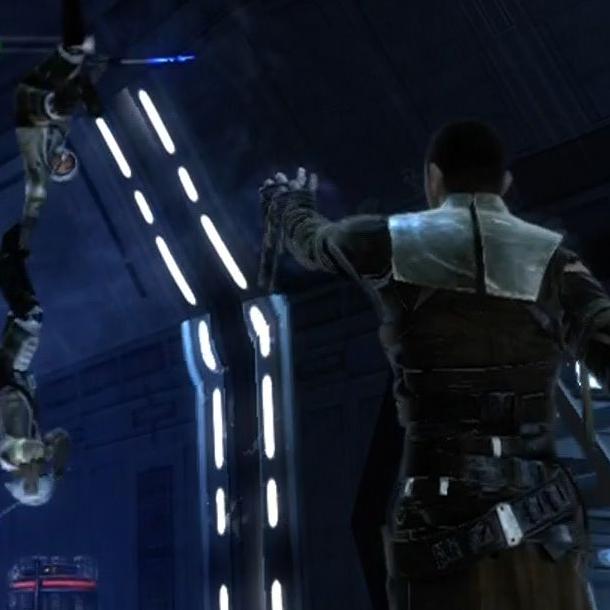 Star Wars El Poder de la Fuerza The Force Unleashed LucasArts PlayStation 3 PS3 PS2 PSP Xbox 360 Nintendo Wii DS PC Xtreme Retro 11