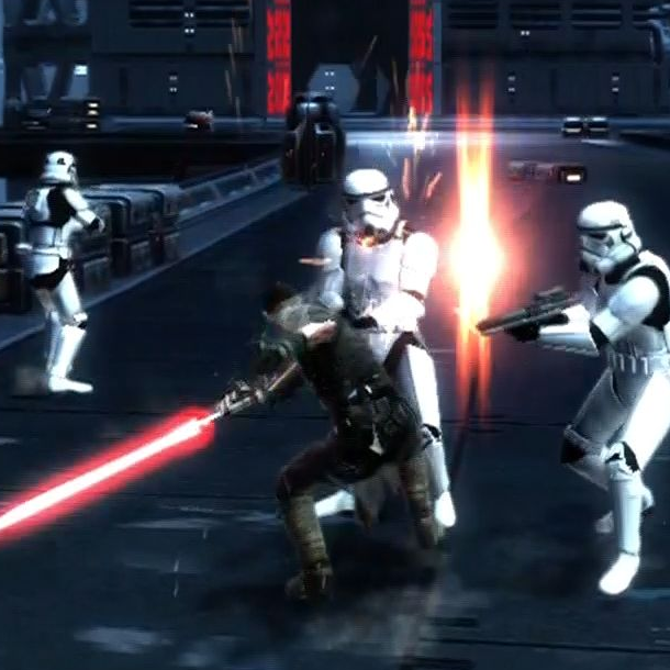 Star Wars El Poder de la Fuerza The Force Unleashed LucasArts PlayStation 3 PS3 PS2 PSP Xbox 360 Nintendo Wii DS PC Xtreme Retro 12