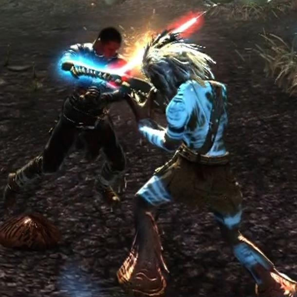 Star Wars El Poder de la Fuerza The Force Unleashed LucasArts PlayStation 3 PS3 PS2 PSP Xbox 360 Nintendo Wii DS PC Xtreme Retro 3