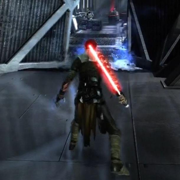 Star Wars El Poder de la Fuerza The Force Unleashed LucasArts PlayStation 3 PS3 PS2 PSP Xbox 360 Nintendo Wii DS PC Xtreme Retro 7