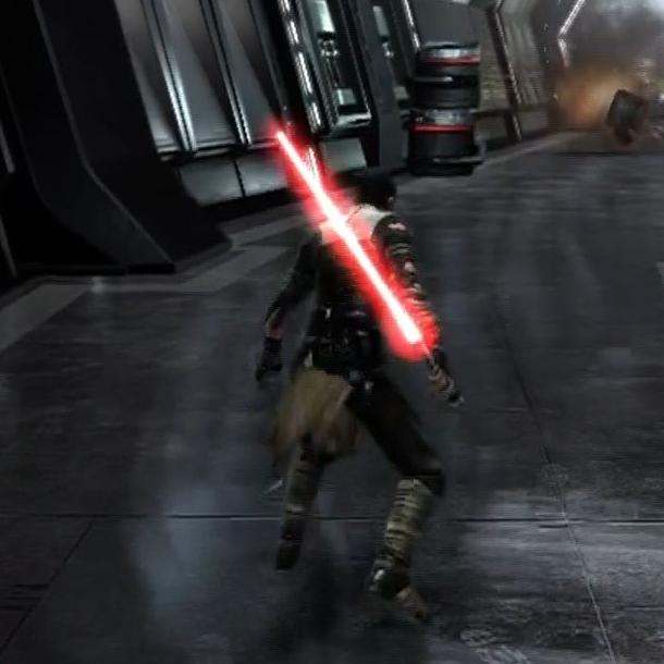 Star Wars El Poder de la Fuerza The Force Unleashed LucasArts PlayStation 3 PS3 PS2 PSP Xbox 360 Nintendo Wii DS PC Xtreme Retro 9