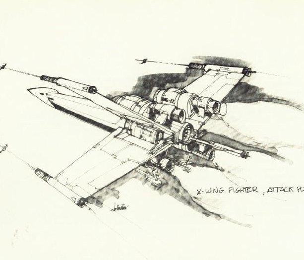 Star Wars Rogue Squadron Factor 5 LucasArts PC N64 Nintendo 64 Concept Art Xtreme Retro 2