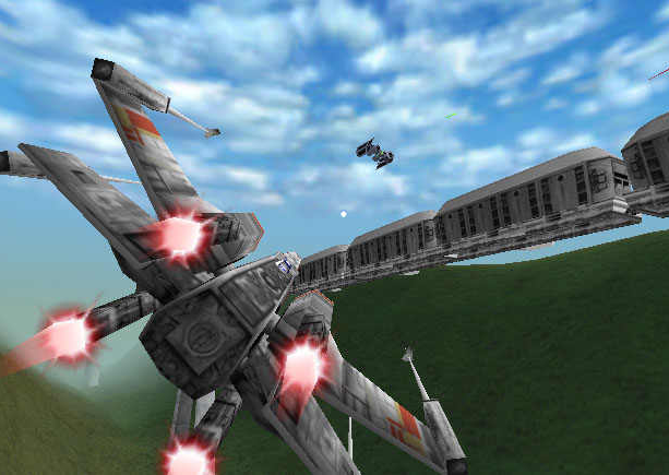 Star Wars Rogue Squadron Factor 5 LucasArts PC N64 Nintendo 64 Shooter Xtreme Retro 11